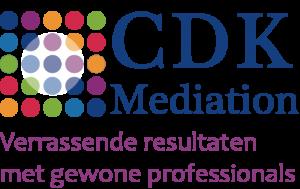 logo CDK Mediation (met slogan)