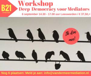aankondiging workshop